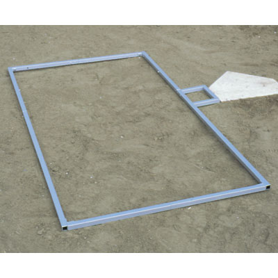 Adjustable Batter Box Template