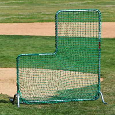 Pitcher's Safety Screen