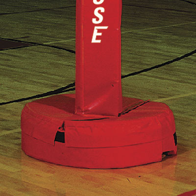 Volleyball Roll-Away Base Pad