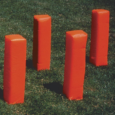 Weighted Football Corner Pylons photo