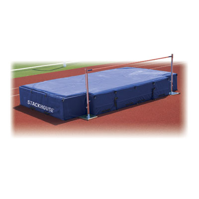 Challenger High Jump System - Cut-out Front