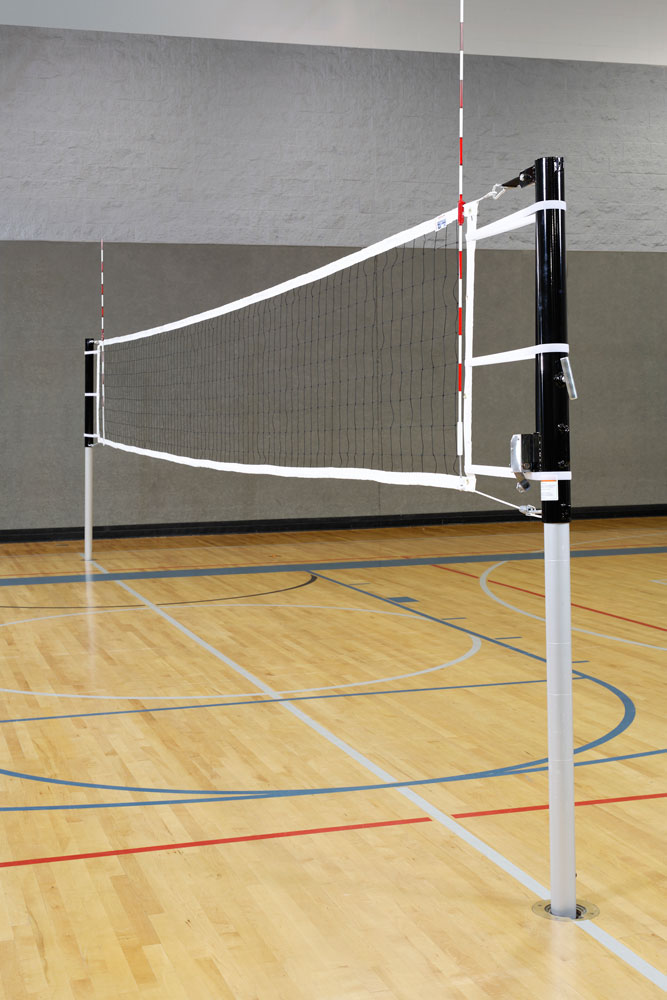Volleyball Products Multi Game Systems 3 Quot All Aluminum