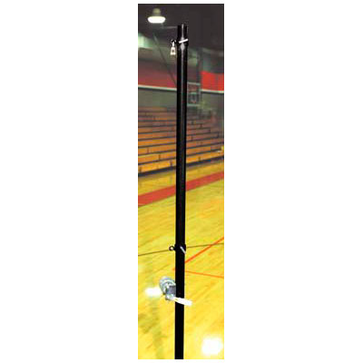 "2 3/8"" Indoor Game End Standard with winch (ea.)"