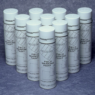 High Quality Aerosol Field Paint - 1 to 9 Case Qu.