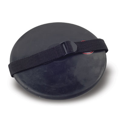 Rubber Discus with Strap